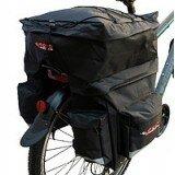 Велосумка TATU-BIKE на багажник В3535 сумка-штаны 40 литров