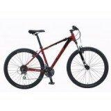 Bелосипед KHS Sixfifty 200 красно/черный (2016)