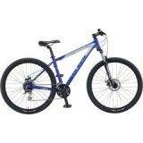 Велосипед KHS Sixfifty 300 сине/серебристый (2016)27,5