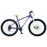 Велосипед KHS Sixfifty 500+ Lady фиолетовый (2017)