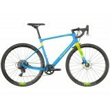 "Велосипед Bergamont 18' 28"" Grandurance CX Team (5652-053) cyan/neon yellow (matt)"