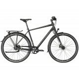 "Велосипед Bergamont 18' 28"" Vitess N8 Belt Gent (5689-052) black/dark silver (matt)52CM"