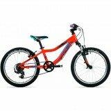 Детский велосипед Rock Machine STORM 20 orange/blue/black