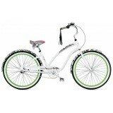Велосипед Electra Blanc et Noir 3i Ladies' White